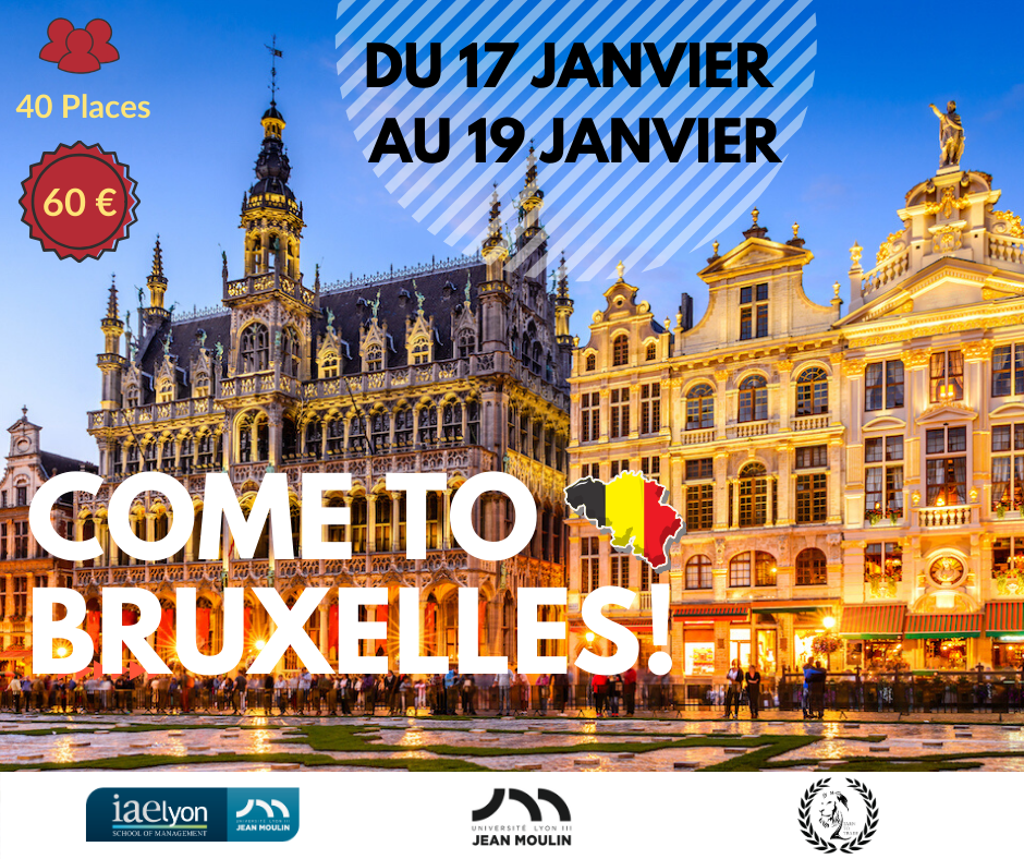 Come To Bruxelles
