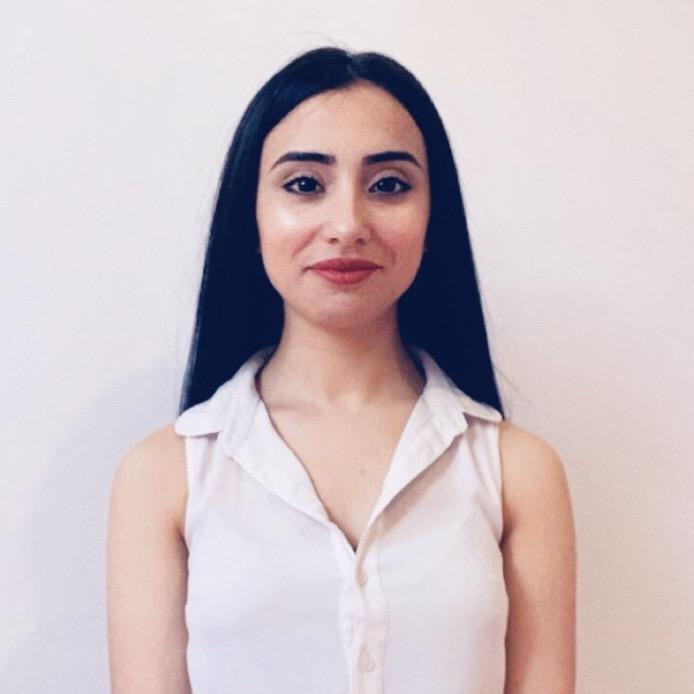 Angelika Bebekyan